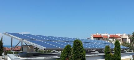 Фотоволтаична система за къща