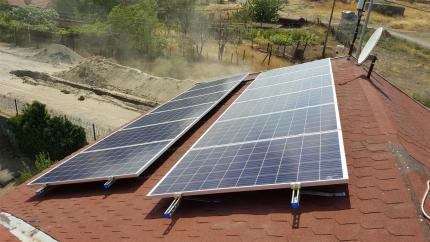 3.24kWp соларна система