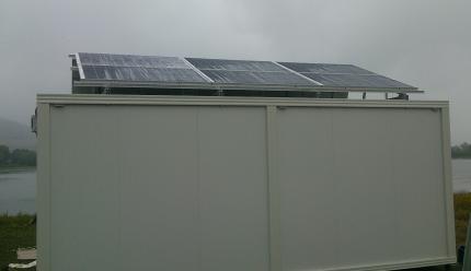 Фотоволтаична система за вилно селище