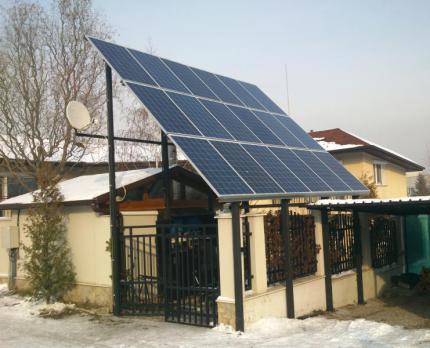 Solar / backup system