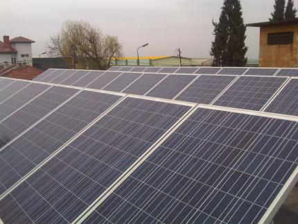30kWp Grid-tie system