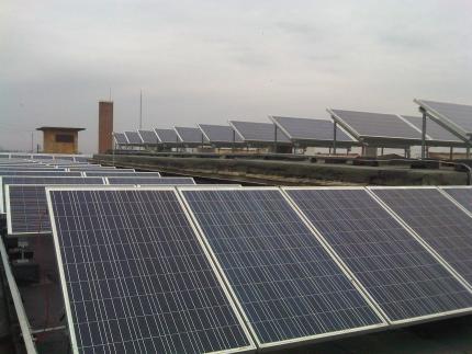 30kWp мрежова фотоволтаична система