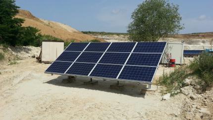 Самостоятелна соларна система