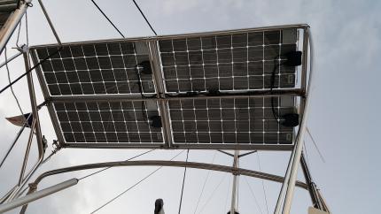 Високоиздържливи соларни панели