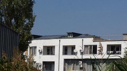 Фотоволтаици на покрив - 10kWp