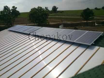 Соларна система 3kW
