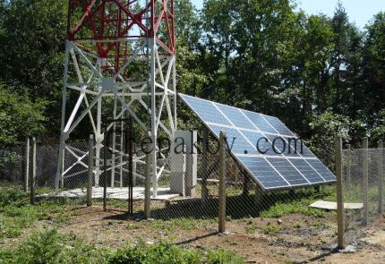 Фотоволтаична система за телекомуникации