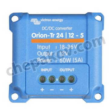 Orion-Tr 24/12-5A DC-DC конвертор