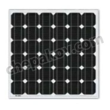 Соларни панели 55Wp 12V Victron Монокристални