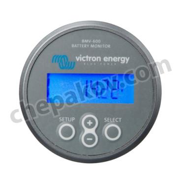 Устройство за наблюдение на заряд/разряда на акумулаторите BMV700