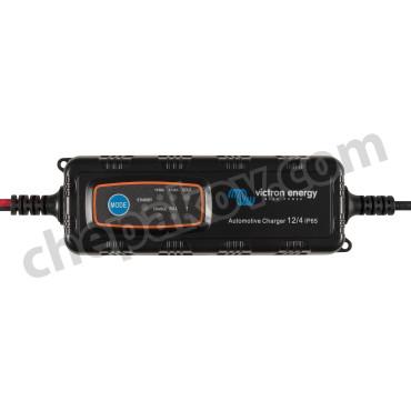Blue Power автомобилно зарядно за акумулатори 12V/4A + DC конектор