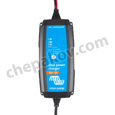 Blue Power IP65 зарядно за акумулатори 12V/5A