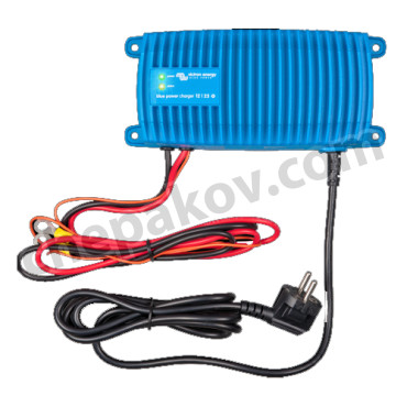 Victron Зарядно за акумулатори Blue Power IP67 12/7 (1) 230V/50Hz