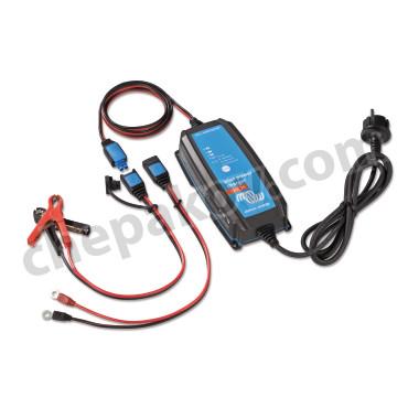 Blue Power IP65 зарядно 12V/7A + DC конектор