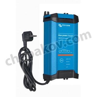 Blue Power IP22 Зарядно устройство за акумулатори 24Vdc - 12A (3) 230V/50Hz