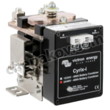 Акумулаторен комбинатор Cyrix-i 12/24V-400A