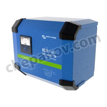 Инвертор Victron ECO multi 24V 3000Va/70-50 със зарядно устройство LiFePO4