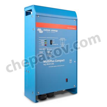 Инвертор Victron MultiPlus C 12V 1600Va със зарядно устройство и бърз трансферен ключ