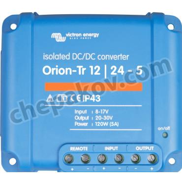 DC-DC конвертор Orion-Tr 12/12-18A 220W