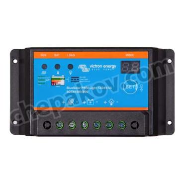 BlueSolar PWM-Light Соларен контролер 12/24V-20A