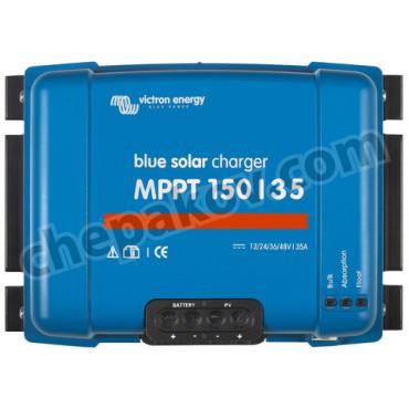 Соларен контролер Victron BlueSolar MPPT 150/35 (12/24/48V-35A)