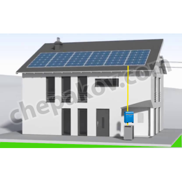 Соларна система 1600Wp