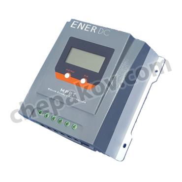 Соларен контролер EnerDC MPPT 55V 30A (12V / 24V-30A) Bluetooth