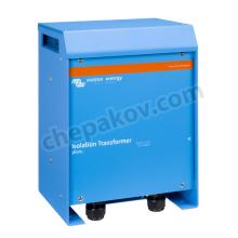 Галваничноизолиращ трансформатор 3600W Автоматично превключване 115V - 230V/32A-16A