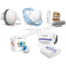 """Пакет """"Безопасност"""" с 3 предварително програмирани режима на работа, 4 различни сензора и БЕЗ програмен език"""