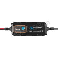 автомобилно зарядно за акумулатори 6V / 12V- 1,1A+ DC конектор