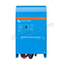 Инвертор Victron Phoenix Compact 12V 1200VA пълна синусоида