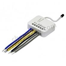 Реле за домашна / офис  автоматизация 2*1.5kW с функция за измерване на консумацията на енергия 868.4Mhz