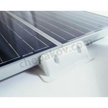 Свързващ профил за соларни панели, дължина 24см, комплект от 2 броя, ABS