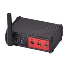 WiFi към IR (инфраред) - уред за управление на IR-базирани устройства (дистанционни)