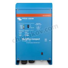 Инвертор Victron MultiPlus C 24V 2000Va със зарядно устройство и бърз трансферен ключ