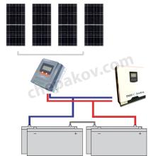1780Wp Самостоятелна соларна система (230Vac)