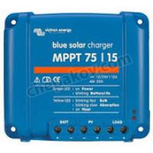 Соларен контролер Victron Blue Solar MPPT 75/15 (12/24V-15A)
