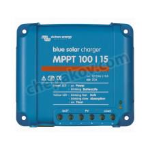 Соларен контролер Victron Blue Solar MPPT 100/15