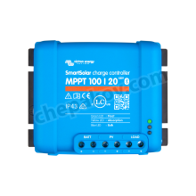Соларен контролер Smart Victron Blue Solar MPPT 100/20 - 48V с Bluetooth