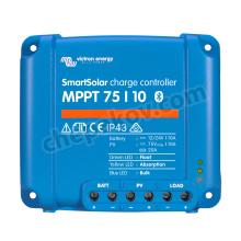 Соларен контролер Smart Victron Blue Solar MPPT 75/10 (12/24V-10A) с Bluetooth