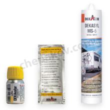 Лепило FixPack за залепване К-серията соларни панели и пластмаса ABS