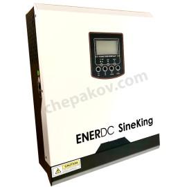 Хибриден инвертор EnerDC SineKing 3000VA 24V-II