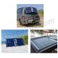 Соларни панели 110Wp SOLARA Power mobile за каравани