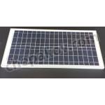 30Wp 12Vdc solar