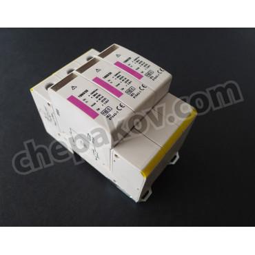 Катоден отводител за PV - системи. Uc=1000VDC <br> Iimp=20kA