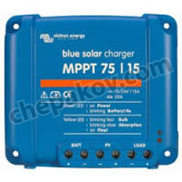 BlueSolar MPPT charge controller victron 75V -15A (12/24V-15A)