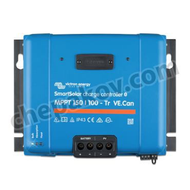 SmartSolar Charge Controllers MPPT 150/ 100 Tr (12/24V/48V-100A) with VE.Can interface Victron