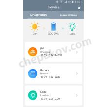 Software Solarlife за EnerDC соларни контролери