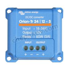 Orion-Tr 24/12-5A DC-DC converter Victron