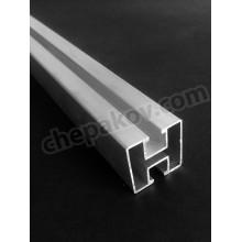 Aluminium Profile 40х40mm 6.2m